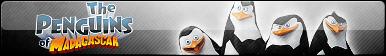 The Penguins of Madagascar Fan Button