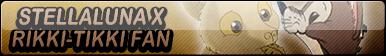Stellaluna X Rikki-Tikki Fan Button