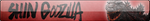 Shin Godzilla XL Fan Button by EdaTheOwlLady