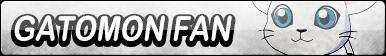 Gatomon Fan Button