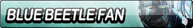 Blue Beetle Fan Button
