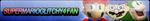 SuperMarioGlitchy4 Fan Button by EclipsaButterfly