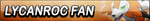 Lycanroc (Dusk Form) Fan Button by EclipsaButterfly