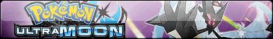 Pokemon Ultra Moon Fan Button