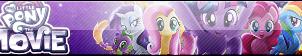 My Little Pony The Movie Fan Button by EclipsaButterfly