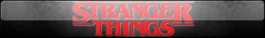 Stranger Things (Logo Only) Fan Button