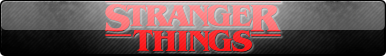 Stranger Things (Logo Only) Fan Button
