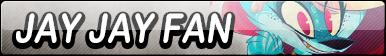 Jay Jay Fan Button by EclipsaButterfly