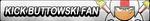 Kick Buttowski Fan Button by EclipsaButterfly