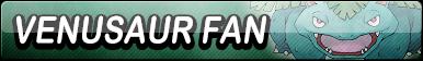 Venusaur Fan Button