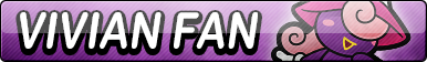 Vivian Fan Button by EdaTheOwlLady