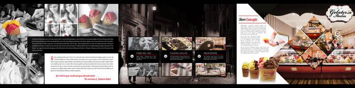 Gelateria Italia by rp-designs