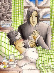 Private Nurse by Yuki-Almasy