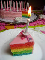 Happy Cake by Yuki-Almasy