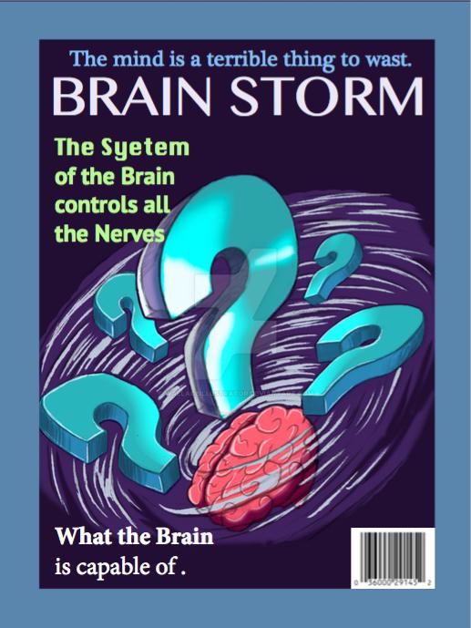 Brain storm by KratosWarrior