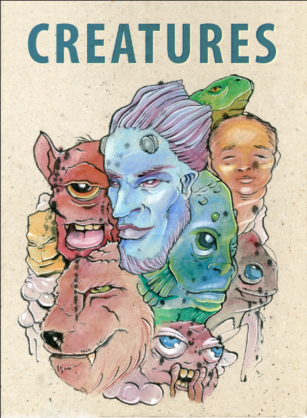 creatues by KratosWarrior