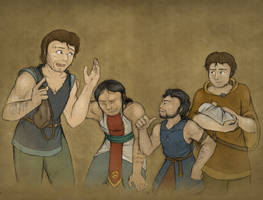 Band of Brothers by doppelgangergeisha
