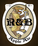 R and B Apple Ale