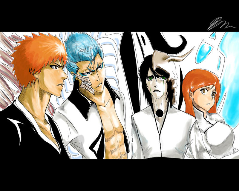 Bleach: One Direction by bisous-noirs