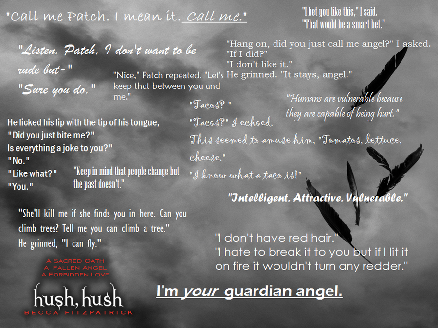 Book Cover Series Quotes : Finale hush quotes quotesgram