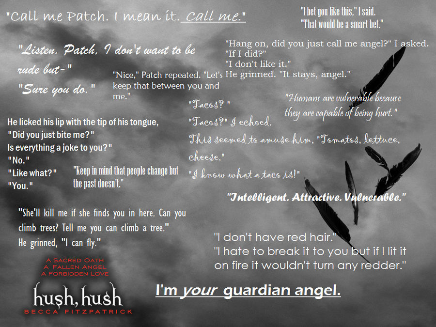 hush hush patch cipriano quotes