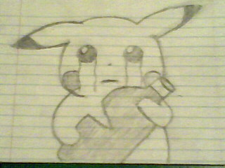 Pikachu's Ketchup by XxInsideTheFirexX