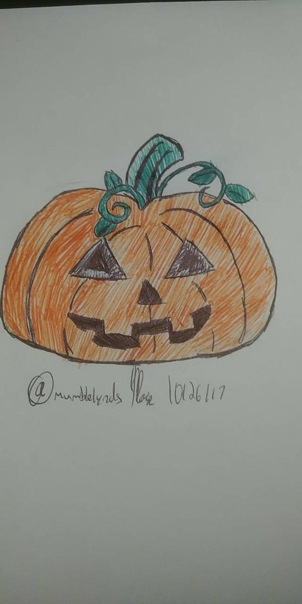 pumpkinino? by mumblelynds