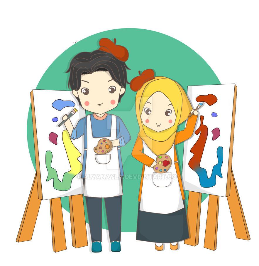 ART (ARTIST) by alyanayla