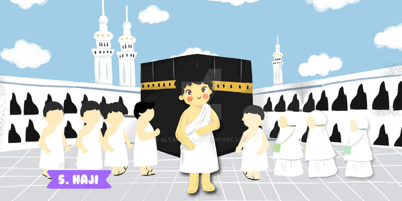 Haji by alyanayla