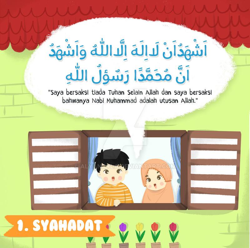 Syahadat by alyanayla