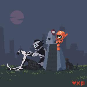 Love, Death, and Robots: Three Robots