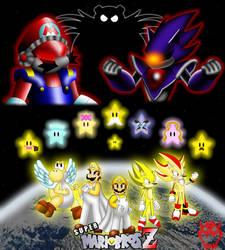 Super Mario Bros Z by Magnus-Bowser