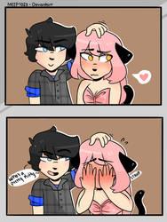 Zana Comic by Meep1023