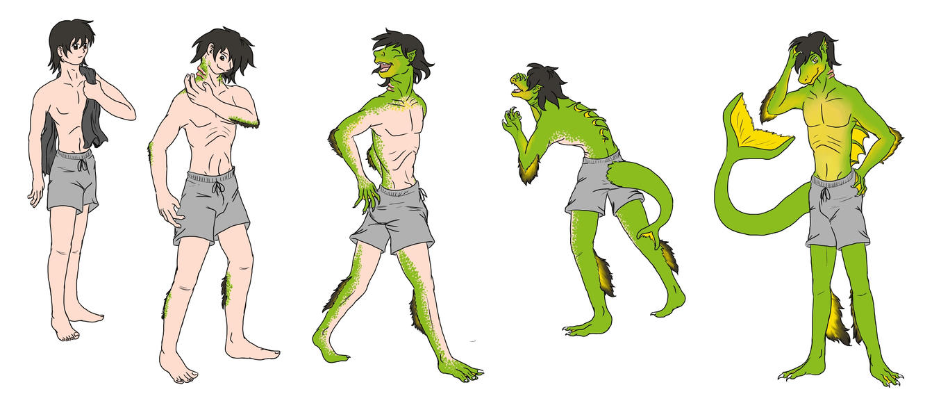 Human To Animal Transformations Pictures to Pin on ...