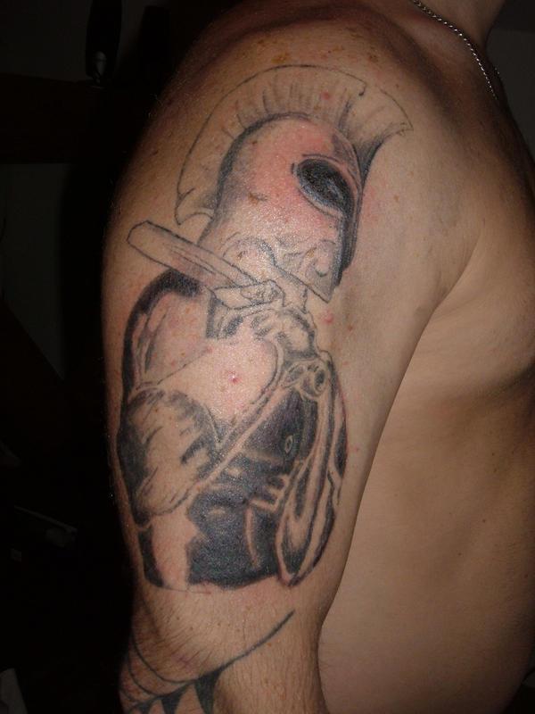 Conosciuto Italian Gladiator Tattoo Pictures to Pin on Pinterest - TattoosKid YY91