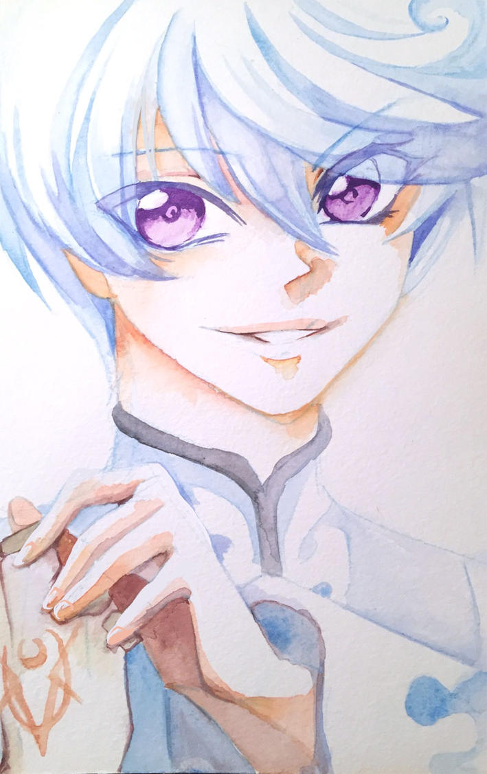 Mikleo (Smile) by glance-reviver