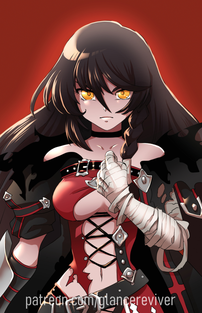 Velvet (Tales of Berseria) by glance-reviver
