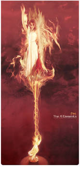 The 4 Elements - Fire