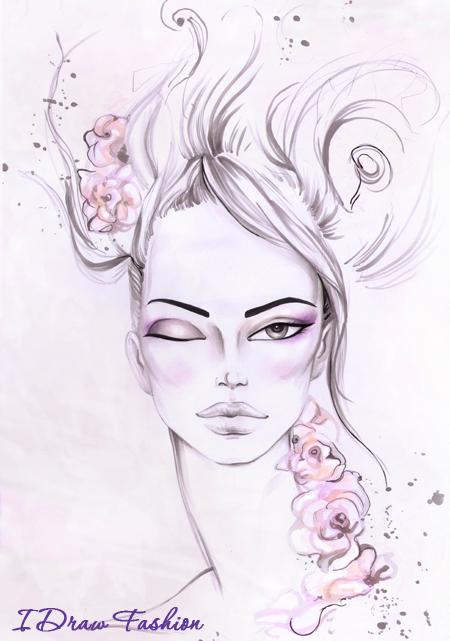fashion illustration bb summer by idrawfashion on deviantart
