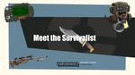 Meet the Survivalist (Intro Card) by Keeneye47