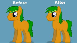 Keeneye (Before And After) by Keeneye47