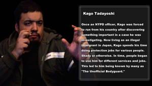 Kago Tadayoshi - The Unofficial Bodyguard by Keeneye47
