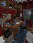 The Study Table by NBSingh