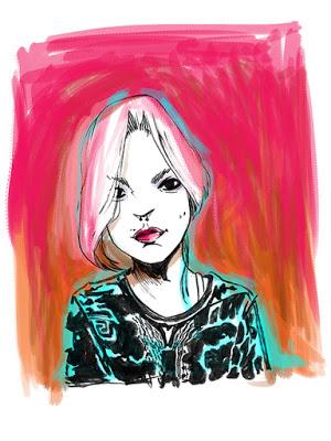 portrait by HenryDiaz