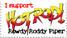 Roddy Piper Stamp by Atmosphotography