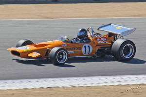 MHMR 10 McLaren M7A F1 by Atmosphotography