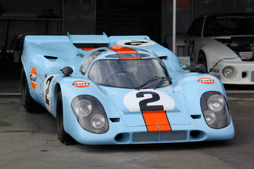 MHMR 10 Porsche 917K