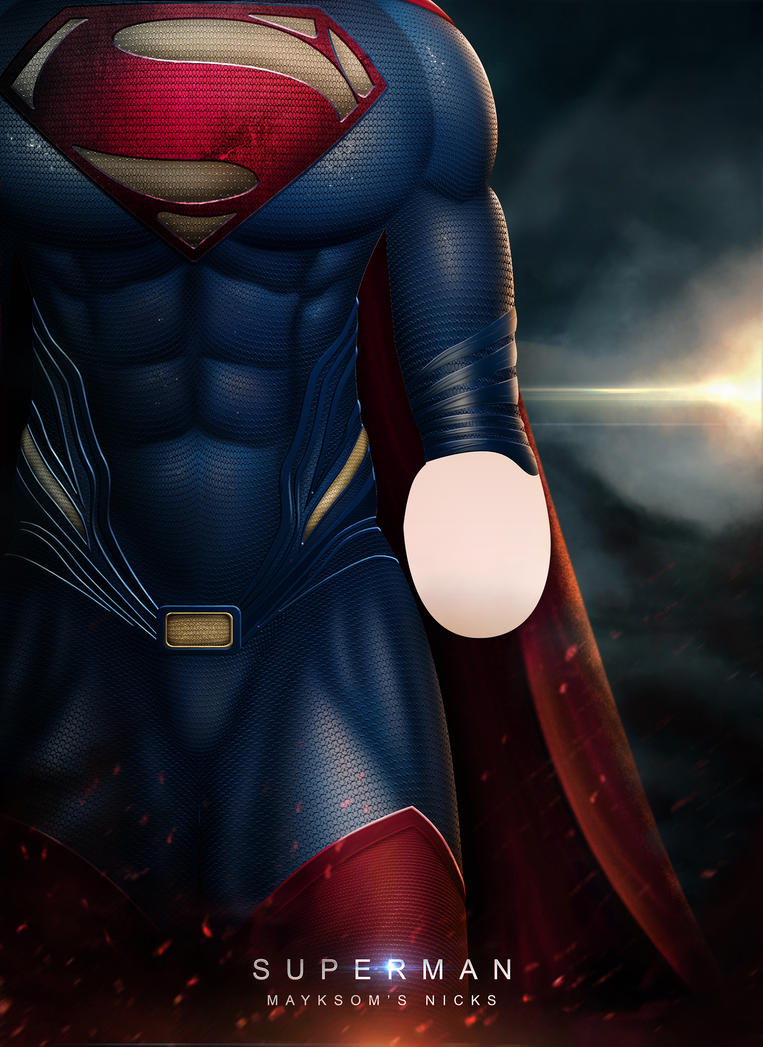 MAYKSOM'S NICKS: SUPERMAN by Mayksom