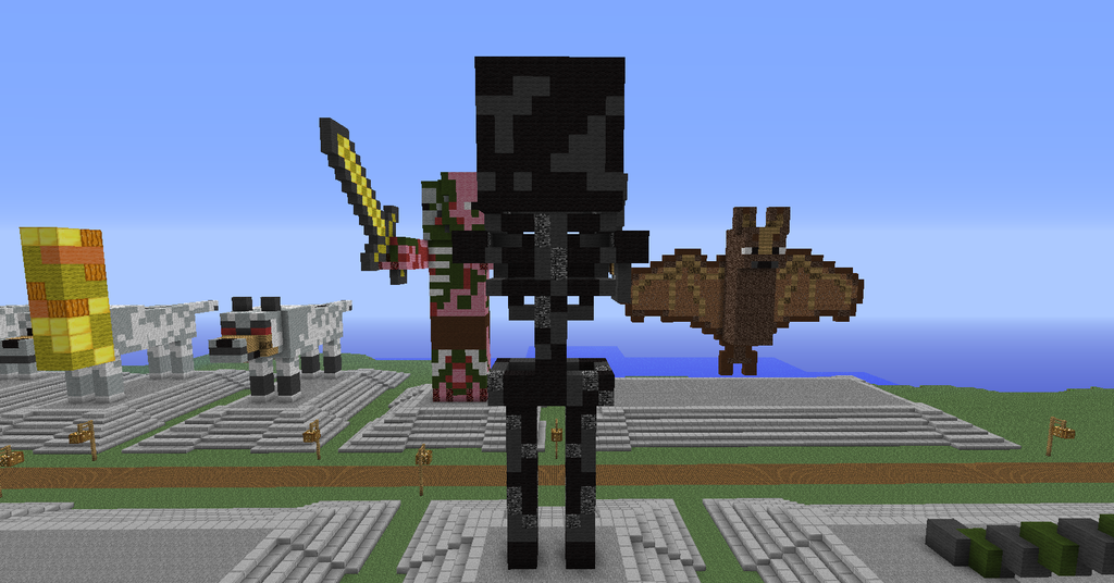 how to create a wither skeleton