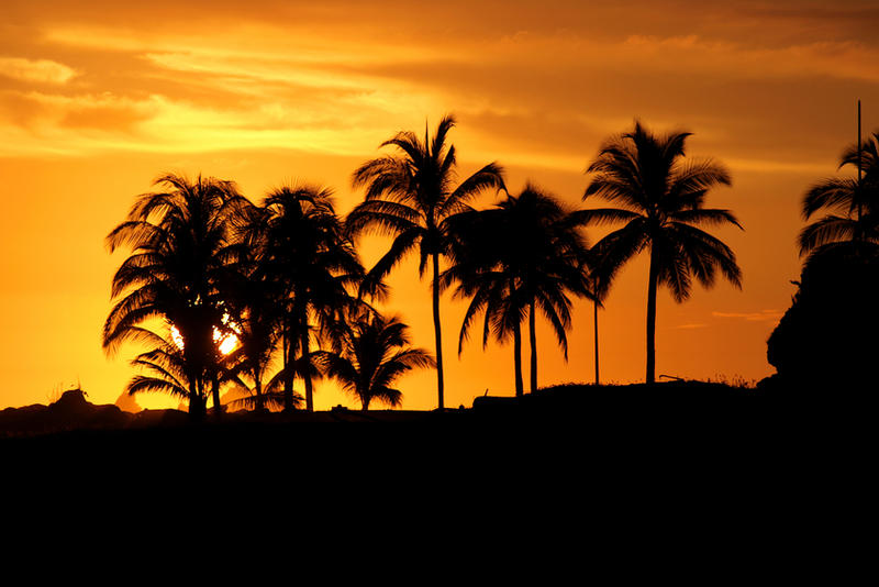 sunset perfection II by shanok